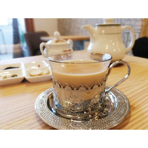 ヨーロピアン紅茶 ラテ